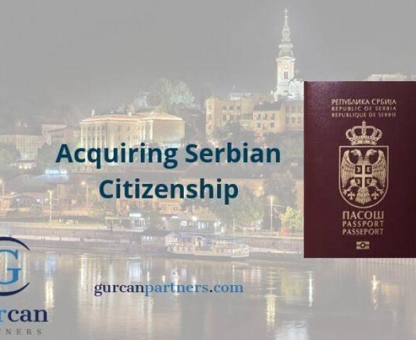Acquiring Serbian Citizenship