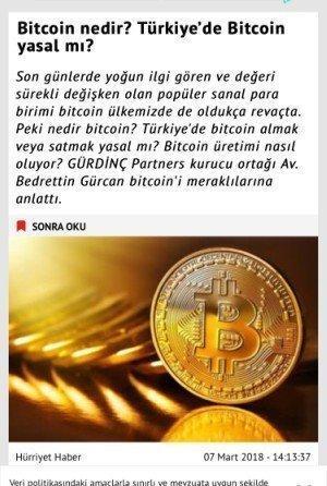 Bitcoin Gurcan