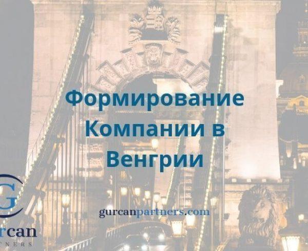 Формирование Компании в Венгрии