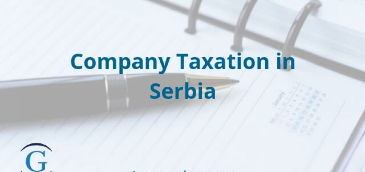 Taxation in Serbia