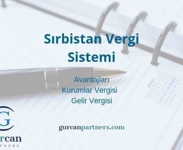 Sırbistan Vergi Sistemi