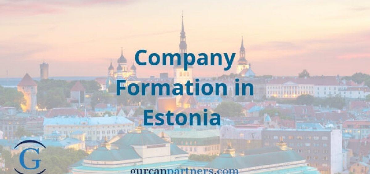 Company Formation in Estonia