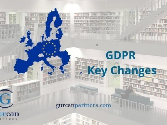 GDPR Key Changes