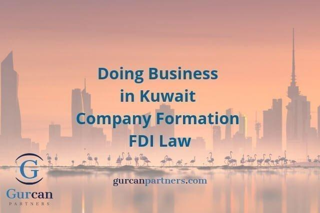 Doing business in Kuwait