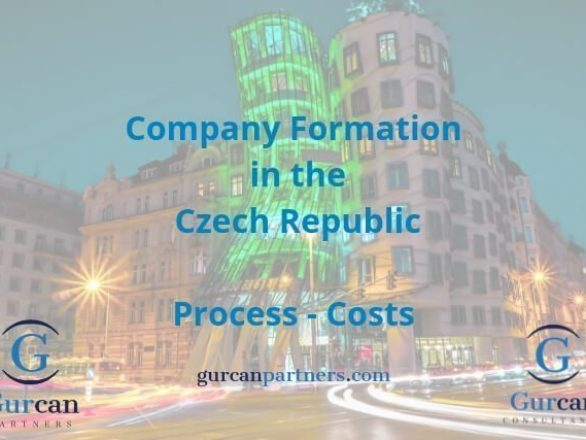 Company Formation in the Czech Republic