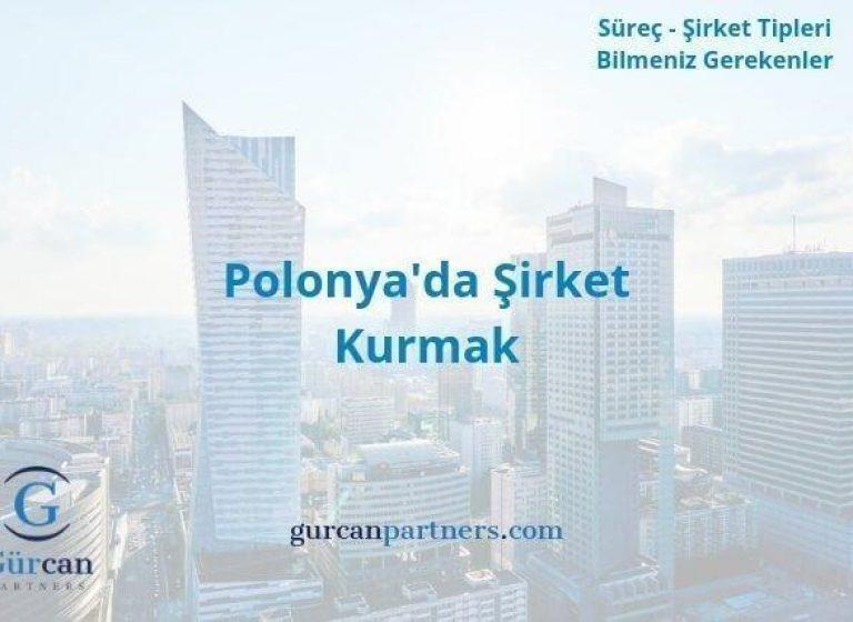 Polonyada Şirket Kurmak
