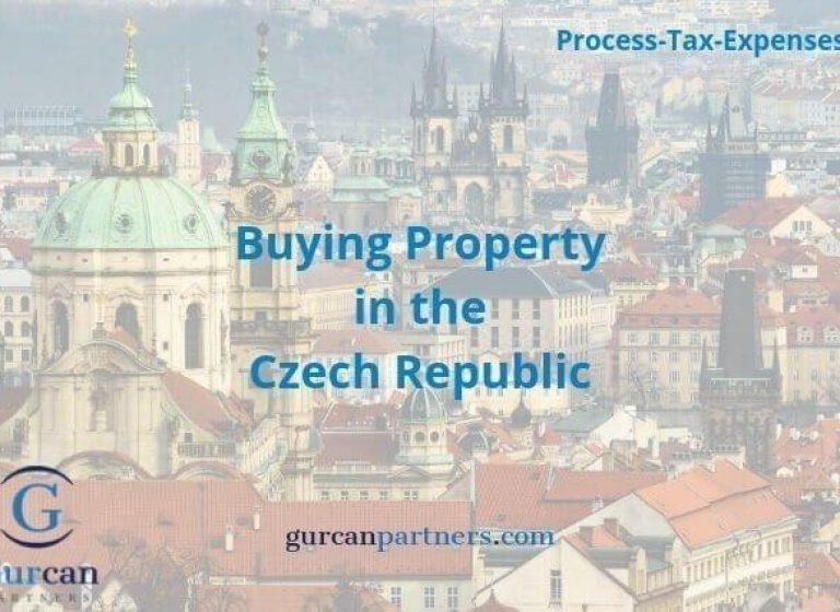 Buying Propety in Czechia