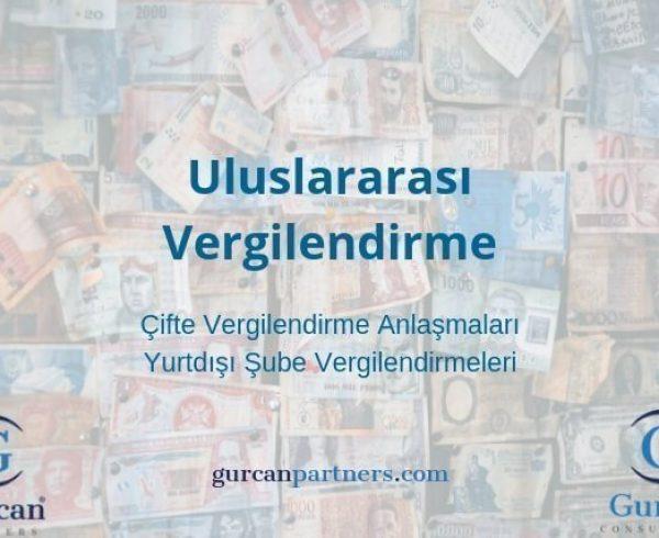 Uluslararası Vergilendirme