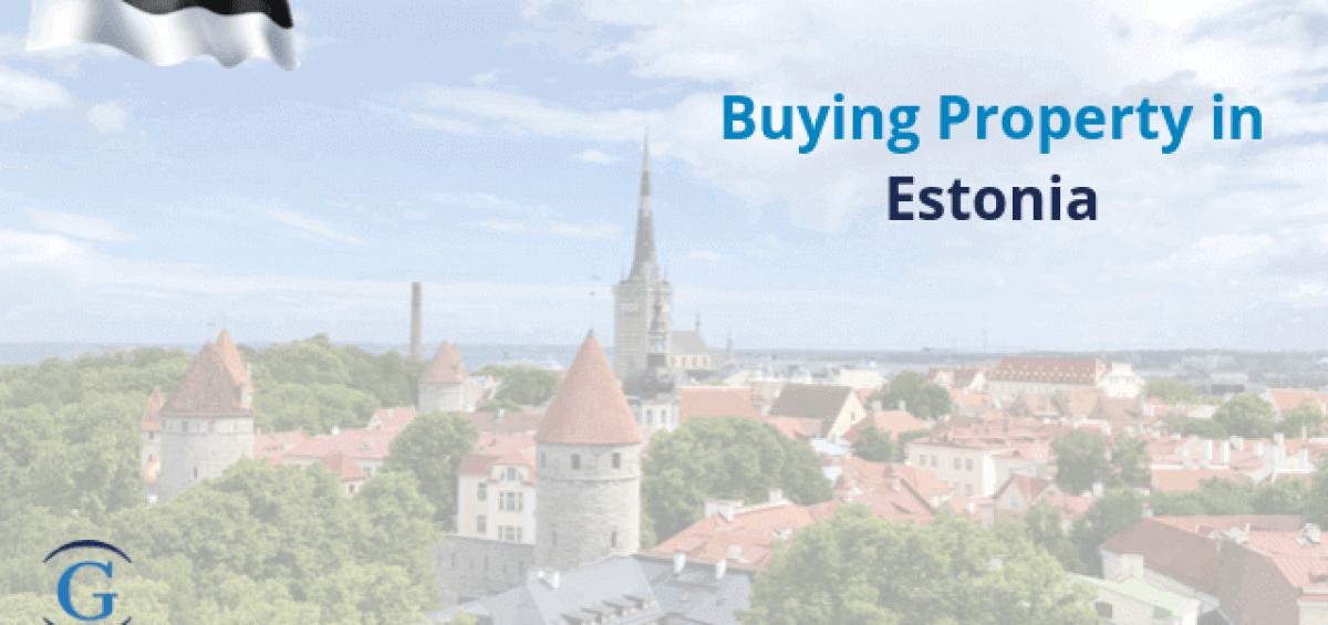 Buying Property in Estonia