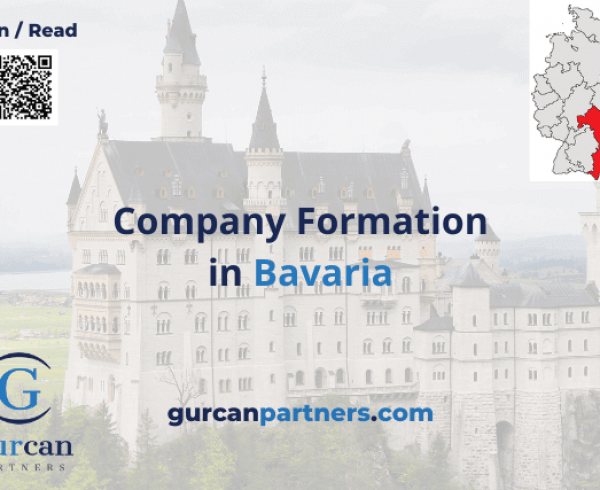 Company Formation in Bavaria
