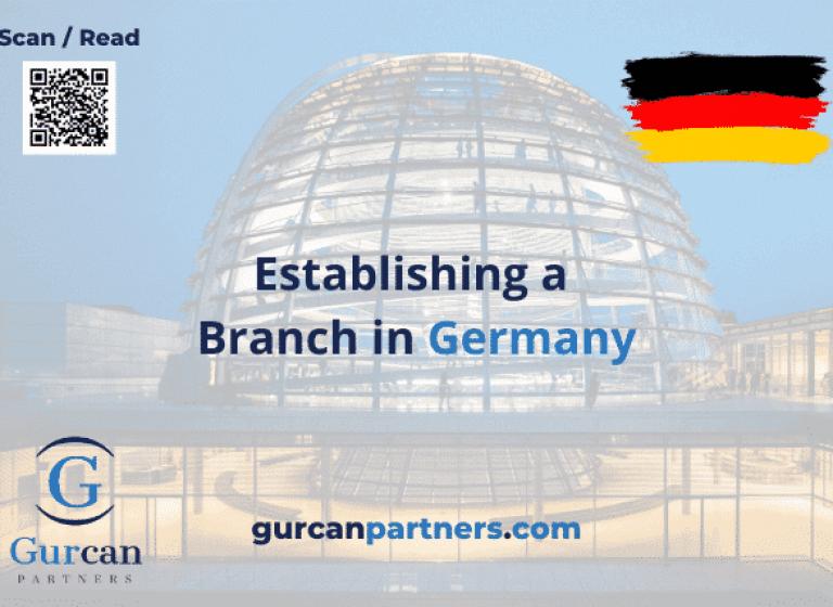 Establishing a Branch in Germany