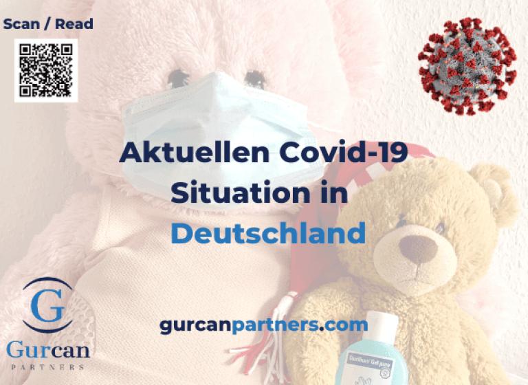Covid-19 Situation in Deutschland