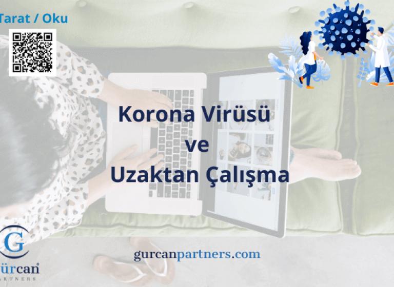 Korona Virüsü ve Uzaktan Çalışma