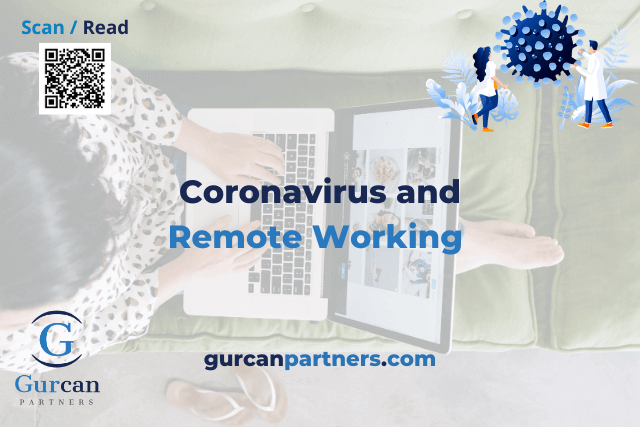 Coronavirus and Remote Working