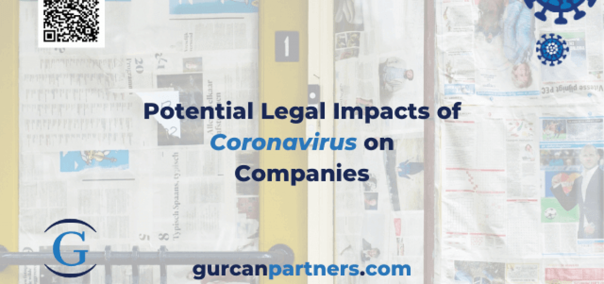 Potential legal impacts of Coronavirus on companies.