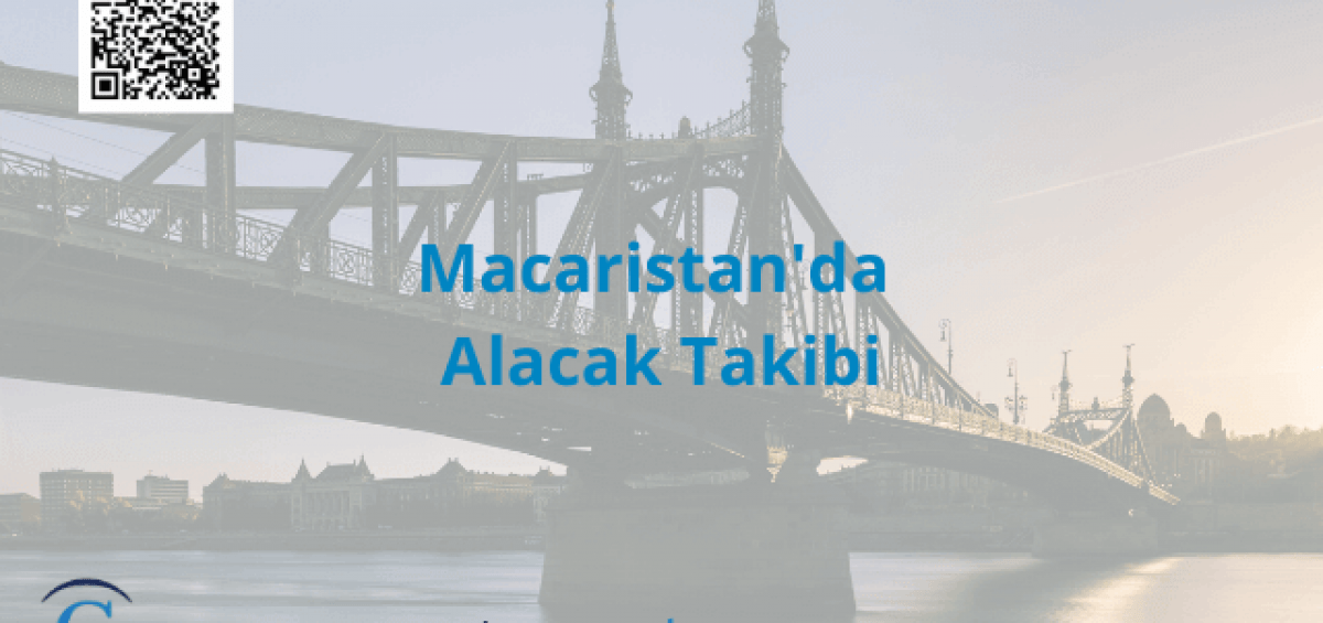 Macaristan'da alacak takibi