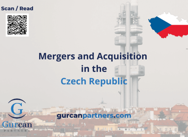 Mergers and Acquisition in Czech Republic