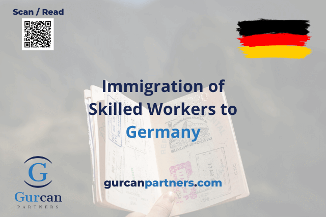 Germany Skilled Immigration