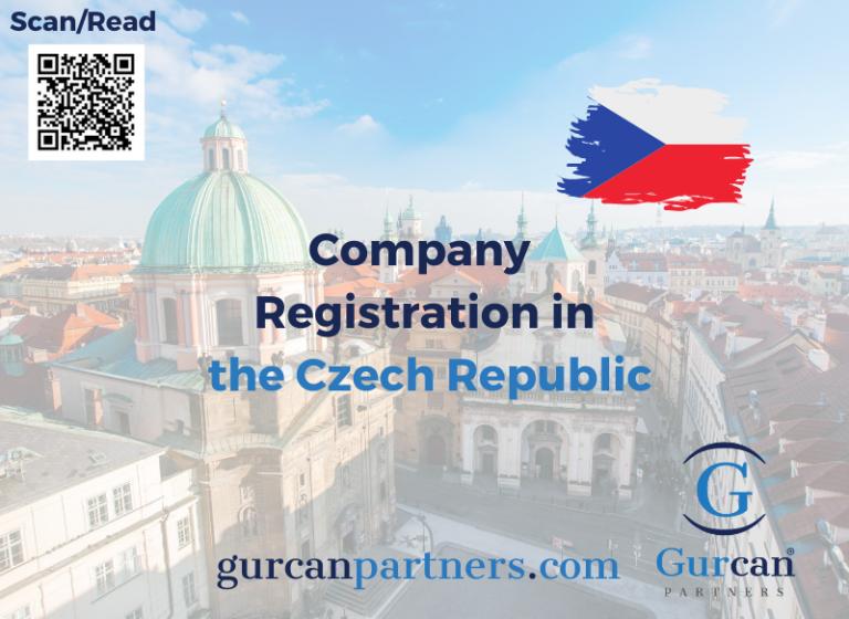 Company Registration in the Czech Republic
