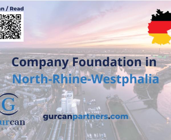 Company foundation in North-Rhine-Westphalia