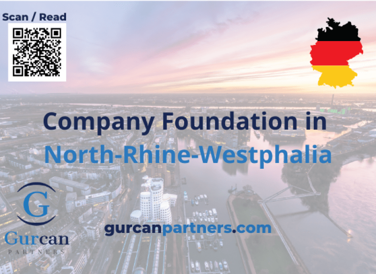 Company foundation in North-Rhine-Westphalia
