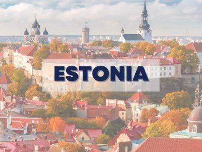 Estonia Estonya Talinn