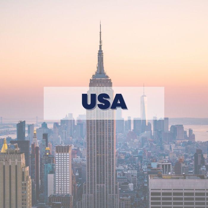 USA ABD New York