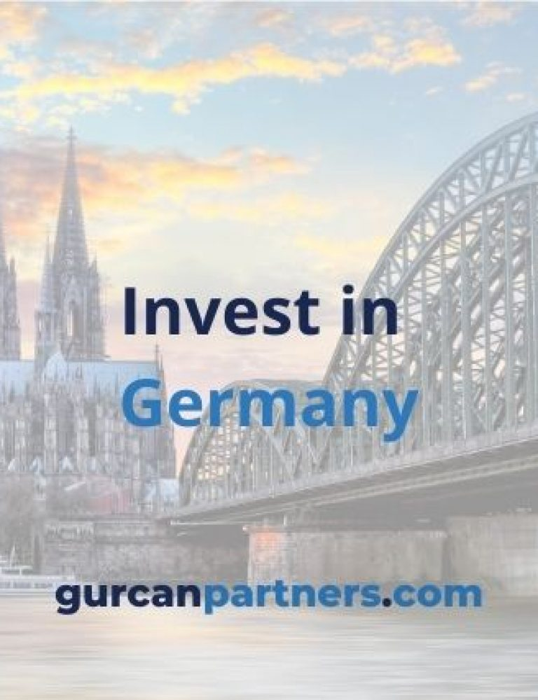 invest in germany, berlin, bridge, german flag