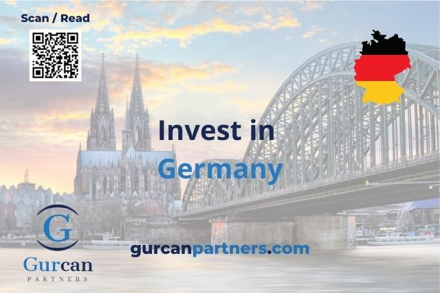 invest in germany, berlin, bridge, german flag