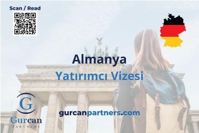 Almanya Berlin Yatırımcı Vizesi