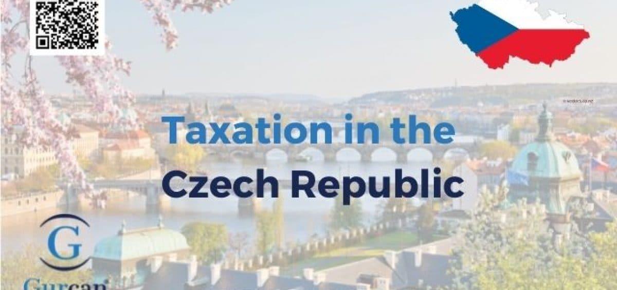 taxation in the Czech republic
