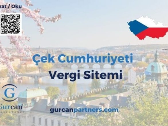 Çek Cumhuriyeti Vergi Sistemi