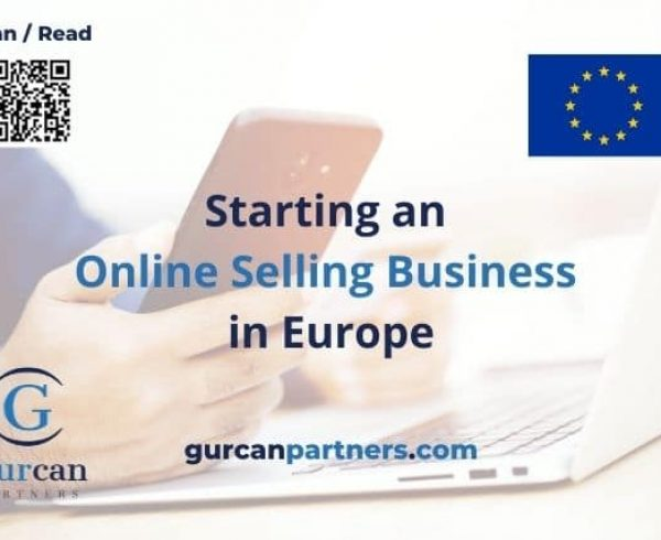 Starting an Online Selling Business in Europe