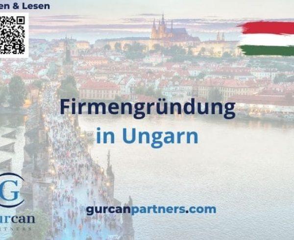 Unternehmensgründung Firmengründung in Ungarn