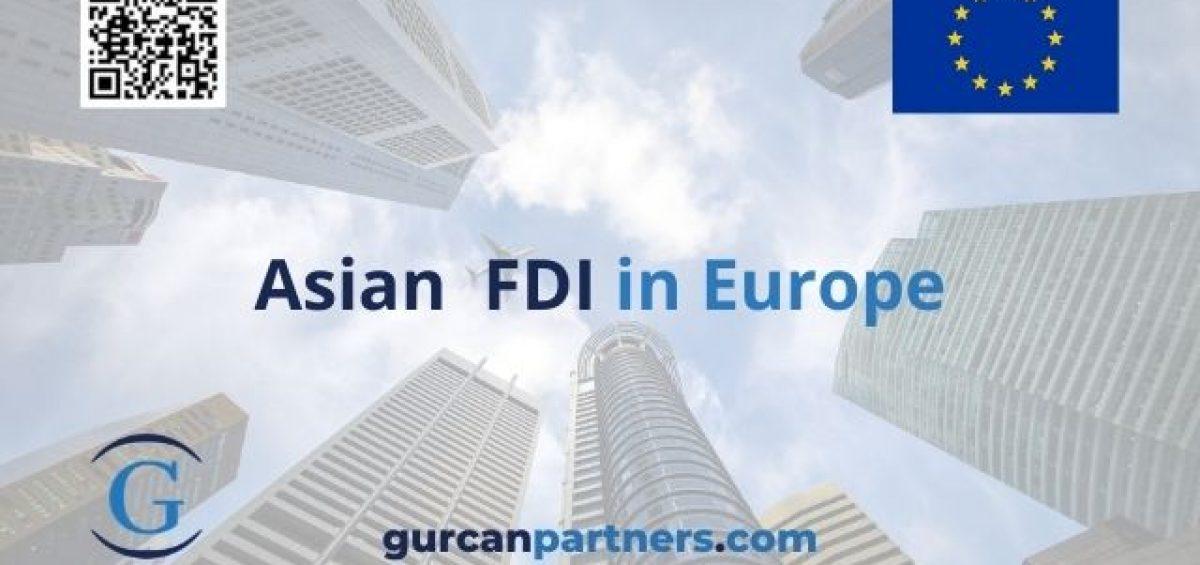 Asian FDI in Europe