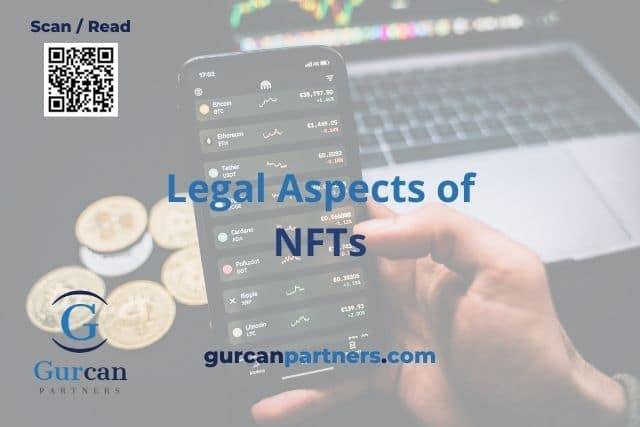 Legal Aspects of NFTs