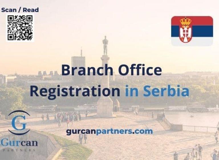 branch office registration in serbia